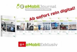 Jahresabo eMobilJournal/eMobilExklusiv*