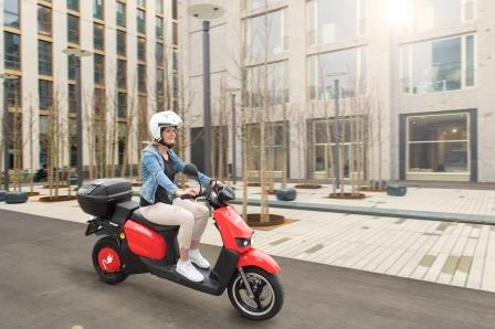 Mobility startet Scooter-Sharing in Zürich