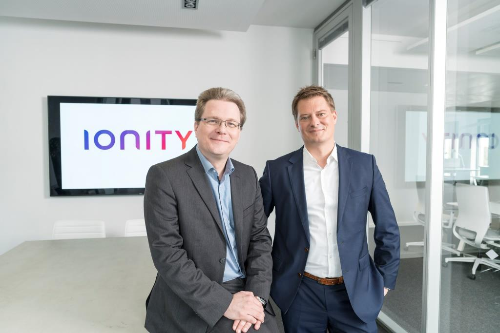 Ionity joint venture ceo coo