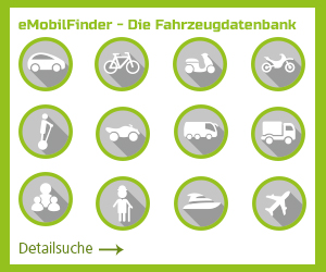 eMobil-Finder Datenbank