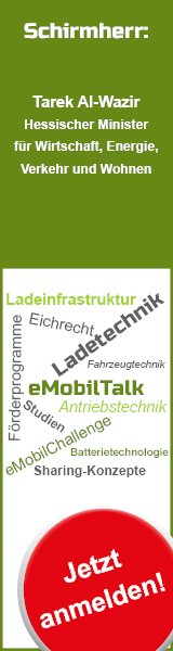 eMobilConvention Schirmherrschaft