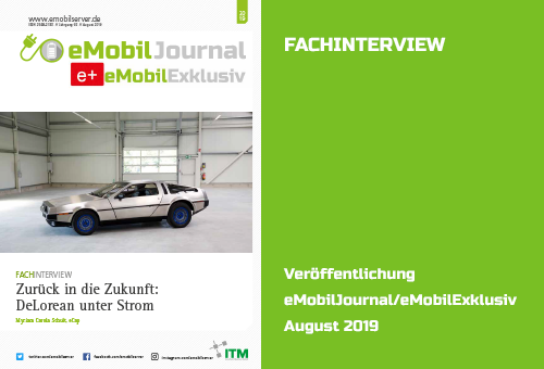 Fachinterview eCap eMobilJournal August 2019
