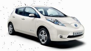 Nissan Leaf 24 kWh © NISSAN Center Europe GmbH