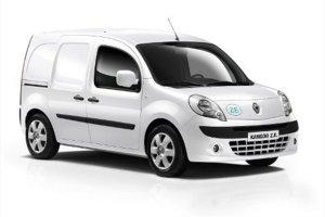 Renault Z.E. Transporter © Renault Deutschland AG
