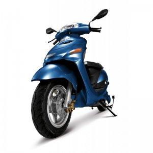 iO Scooter 1500 GT © iO Fahrzeuge - Produktions- u. Handels GmbH