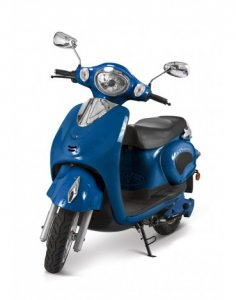 iO Scooter Florenz © iO Fahrzeuge - Produktions- u. Handels GmbH