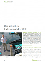 SAY29E Elektroboot Screenshot