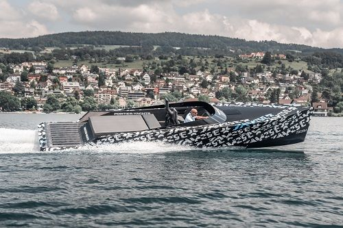 SAY29E Runabout Carbon Yachtwerft Portier 4